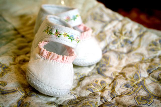 Tips Memilih Sepatu Bayi