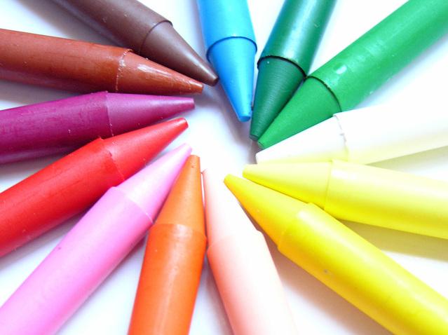 Membersihkan Noda Crayon Pada Dinding