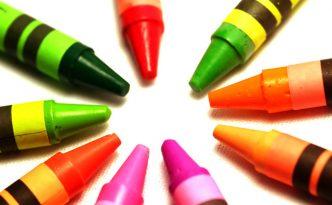 Ilustrasi Crayon | Img:freeimages.com