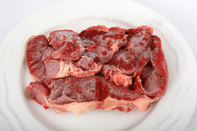 Ilustrasi Daging Beku | Img:freeimages.com