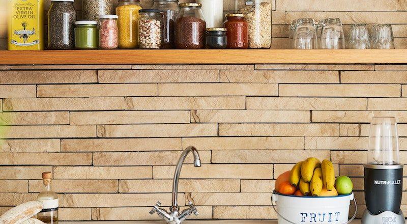 6 Cara Alami Menghilangkan Bau Dapur