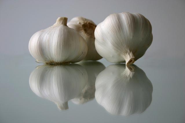 Menghilangkan Bau Bawang Putih