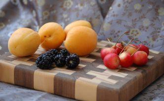 Ilustrasi Talenan Kayu I Img: freeimages.com