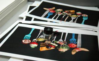 Ilustrasi Hasil Printer | Img:freeimages.com