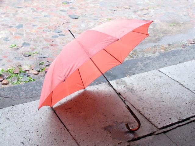 Cara Praktis Membersihkan Payung