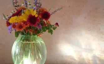 Ilustrasi Bunga di Vas   Img:freeimages.com